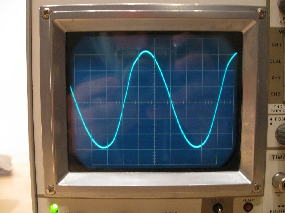 IRFP450 gate waveform