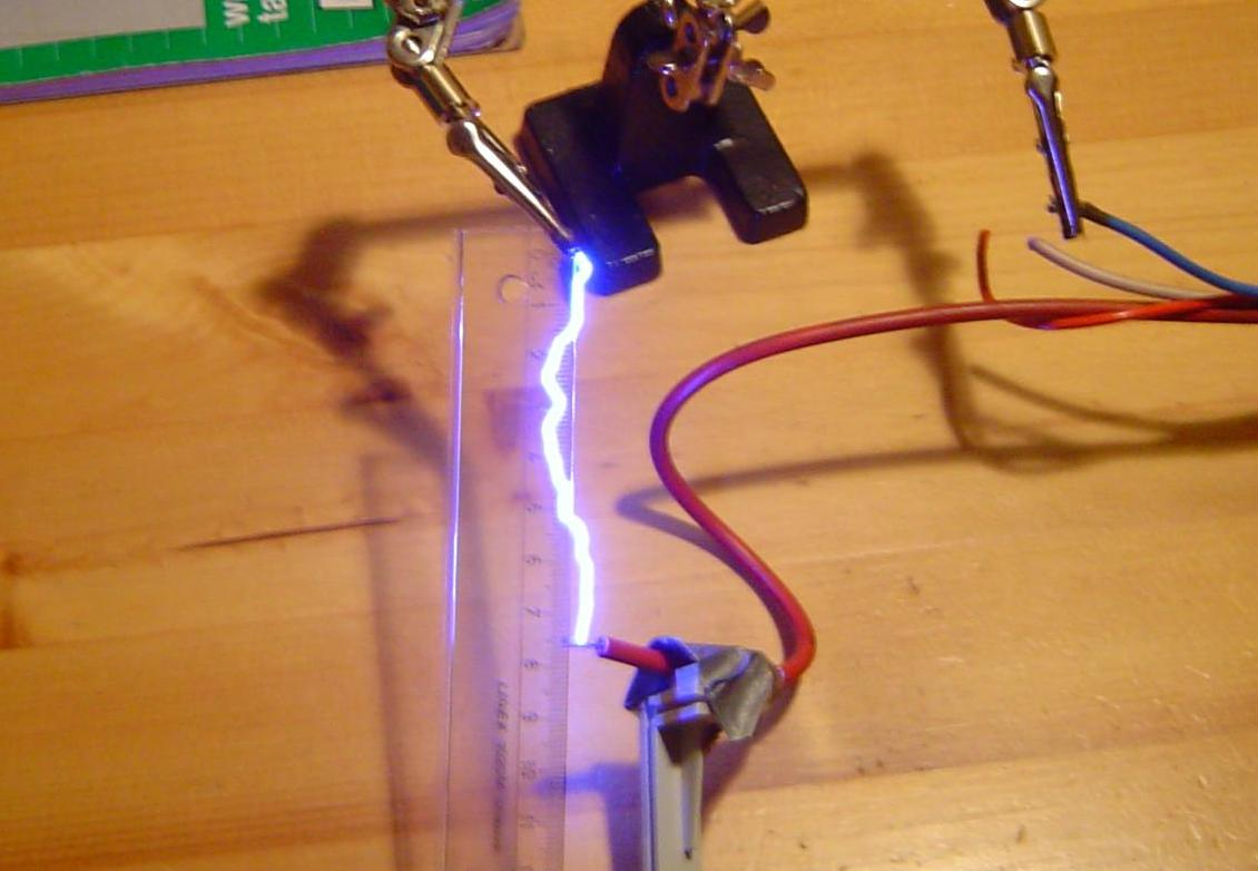 Uzzors2k Hobby Projects Site Wiring Two Transformers In Parallel Dual Sparks